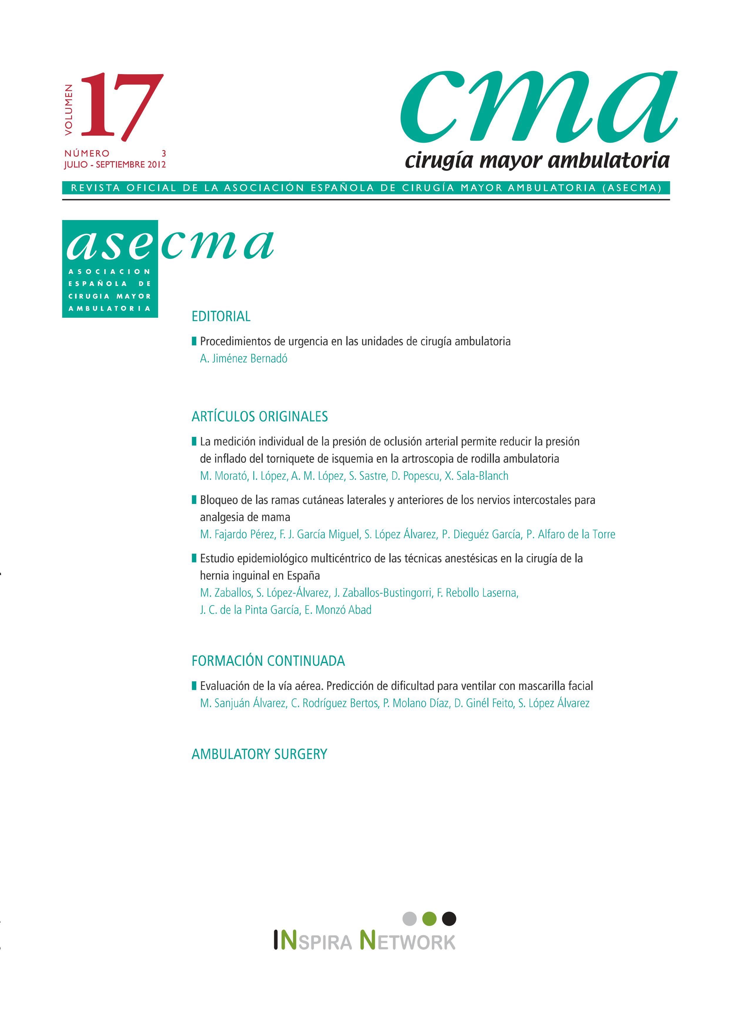 Circuito Quirurgico : Asecma