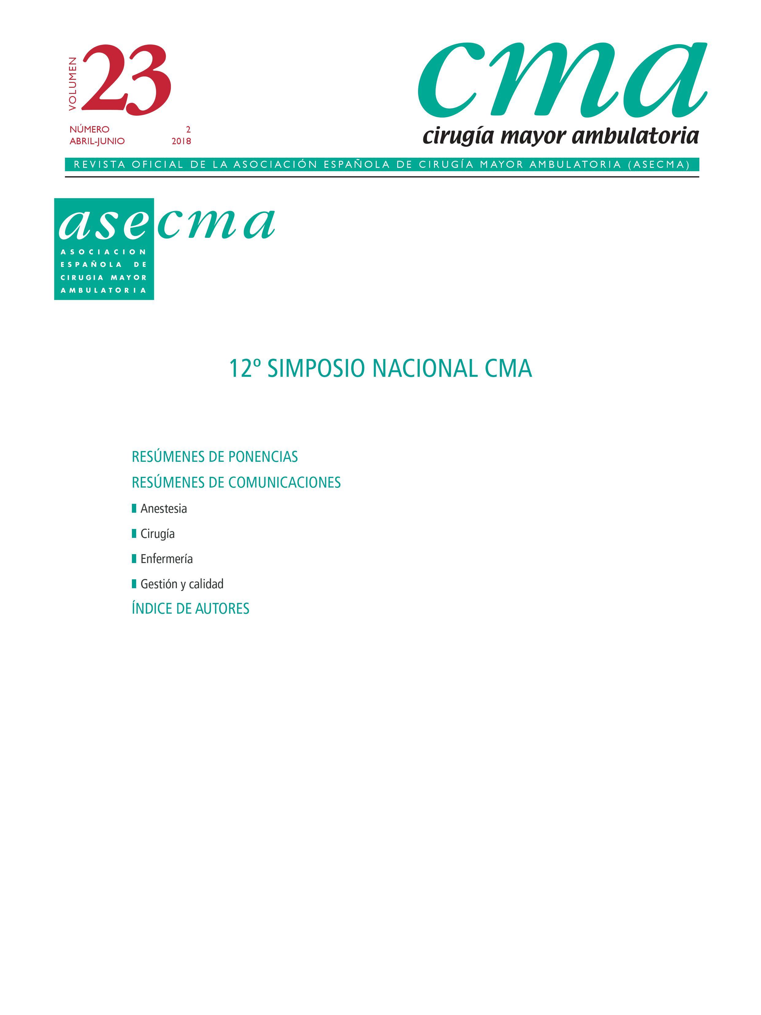 Asecma Revista Archivo